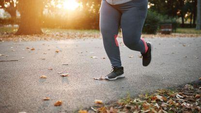 Eén op de twee Belgen kampt met overgewicht