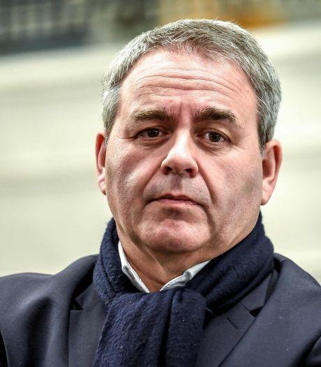 Xavier Bertrand officialise sa candidature pour la présidentielle