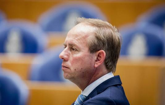 SGP-leider Kees van der Staaij.