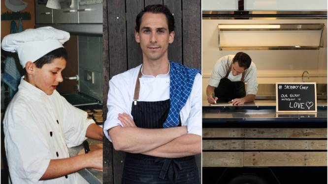 """Dilbeekse ondernemer Alexander (29) start foodtruck-concept Skinny Chef: """"We maken streetfood opnieuw gezond en sexy"""""""