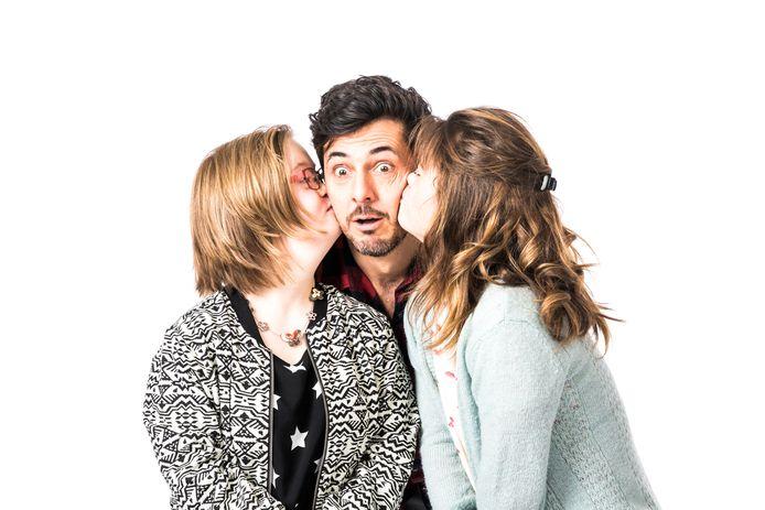 Down the road (één) - Dieter Coppens, Lore en Hélène