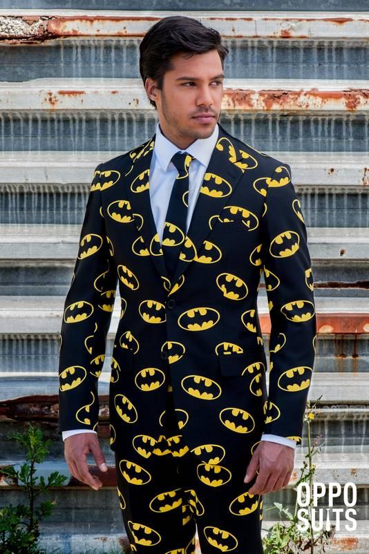 Het beroemde Batman-pak