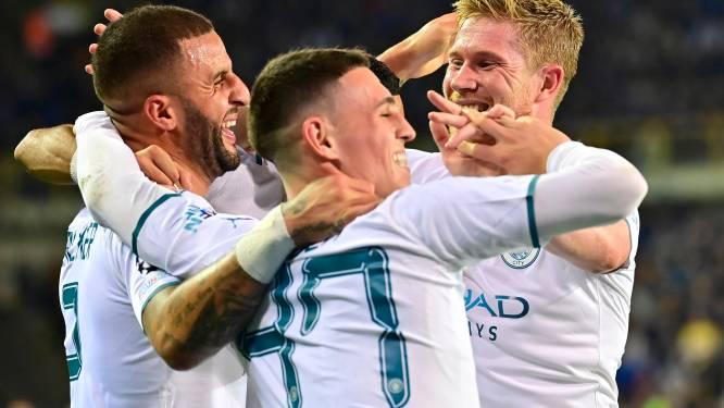 """HLN Sportcast over de indrukwekkende manier van voetballen van Man City: """"Op dat niveau moet je een bepaalde 'swagger' hebben"""""""