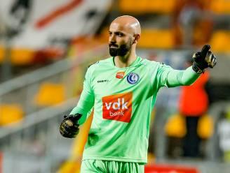 """Sinan Bolat (AA Gent): """"We schieten niets op met dit punt, maar we moeten content zijn dat we het hebben"""""""