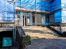 Mickey Mouse en Goofy maken plaats voor bouwhelmen en puin: in het landhuis van Wibi Soerjadi wonen straks senioren