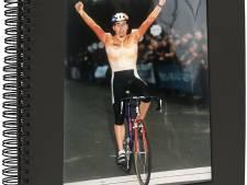 Richard Groenendaal leent een  fiets van een  toeschouwer en wint de Kerstcross