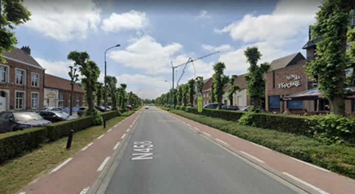 De hoofdweg van de Lindenlaan wordt een vaste zone 30, tot aan het kruispunt Aardeken.