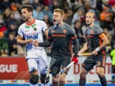 Van der Weerden schiet hockeymannen naar winst in Mönchengladbach