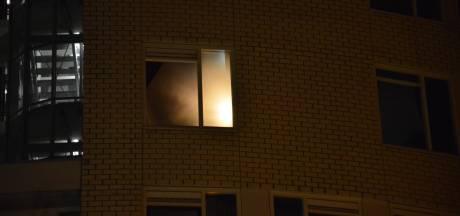 Brand in appartementencomplex in Breda, verdachte brandstichting 'is een schat van een man'
