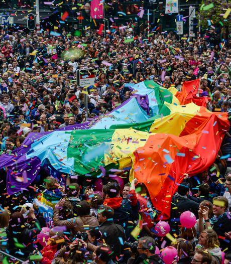 Évitez Bruxelles samedi si vous n'allez pas à la Gay Pride