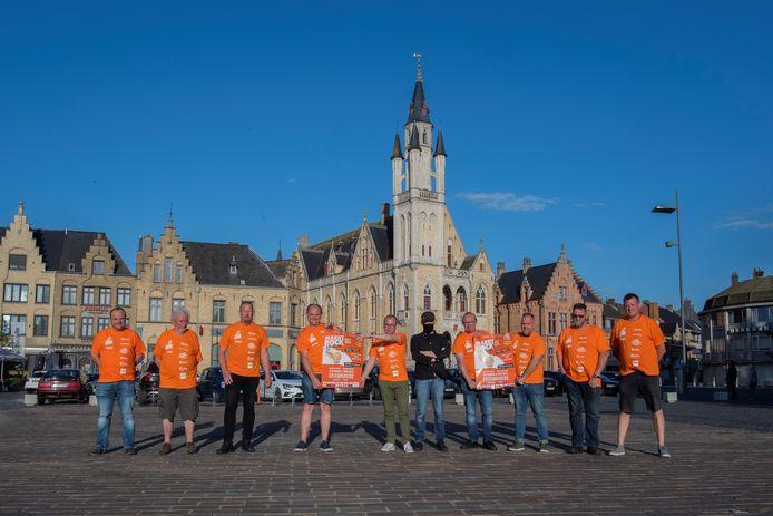 Organisatie Marktrock Poperinge is klaar voor de 34ste editie.