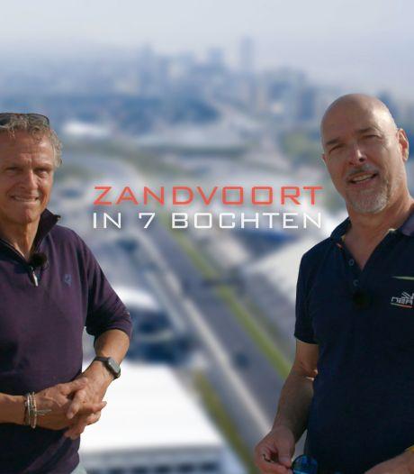 Videoserie 'Zandvoort in 7 bochten': uniek inkijkje in historisch Formule 1-circuit