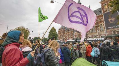 """Meteen arrestaties bij start van twee weken """"internationale rebellie"""" voor klimaat"""