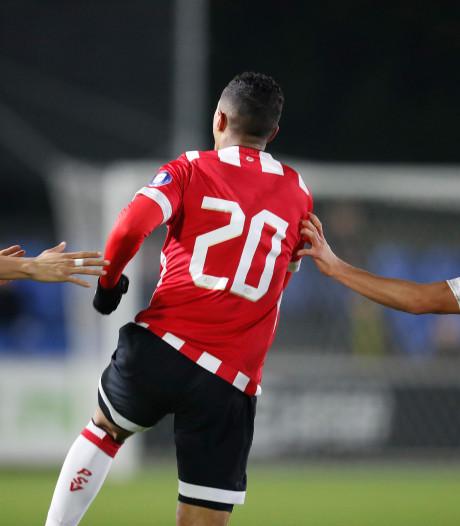 Van Bommel kan talenten van PSV tegen Feyenoord gewoon opstellen na duel met Roda JC