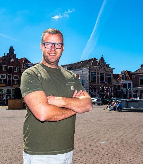 De terrassen in Amersfoort gaan weer open: 'Neem je fiets niet mee naar de binnenstad!'