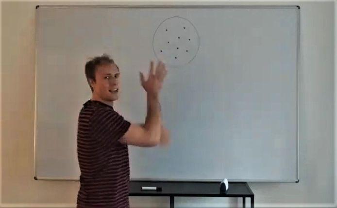 29 afleveringen van 'Rekenen met Free' staan intussen al gratis op YouTube.