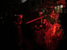 La police interrompt une soirée d'Halloween avec 76 fêtards à Rhode-Saint-Genèse