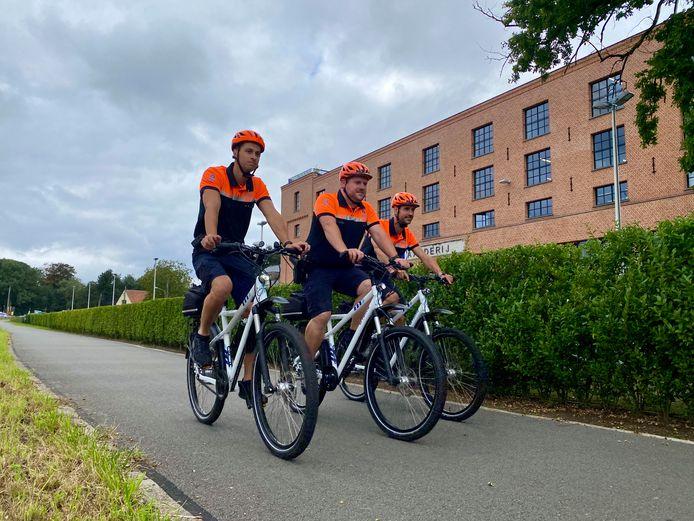 De politiezone Voorkempen gaat haar inspecteurs meer met de fiets op patrouille sturen.