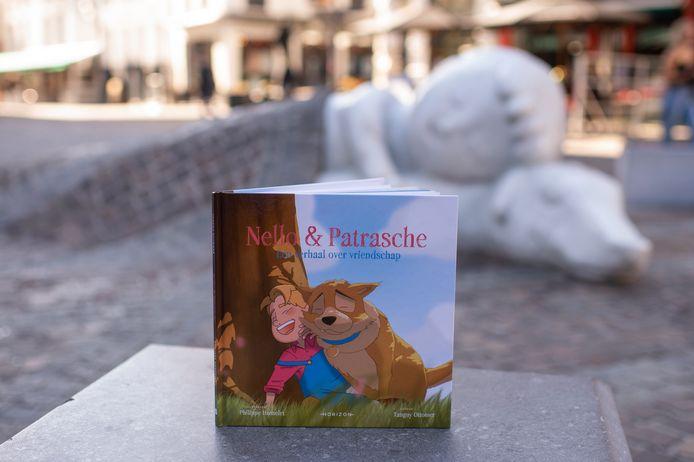'Nello & Patrasche', het kinderboek van Tanguy Ottomer