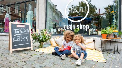 MAJU opent tweede zaak en zet volop in op lokale en Belgische producten