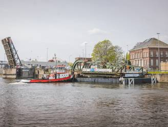 Te felle wind: brughelften Meulestedebrug herenigen dagje uitgesteld
