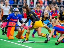 Valse start HC Den Bosch in play-offs: SCHC stunt en wint