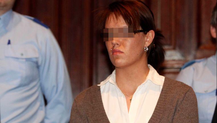 Beschuldigde Carolien Van Looy Beeld UNKNOWN