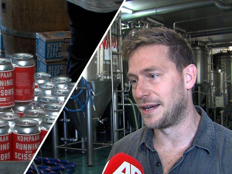 Zo smaakt het nieuwe kreeftenbier van brouwerij Kompaan