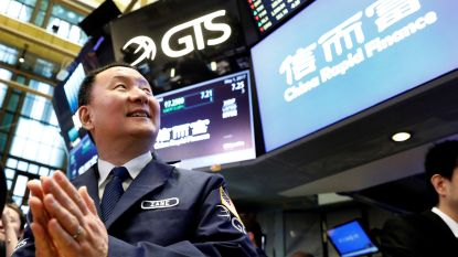Moody's verlaagt kredietwaardigheid van China