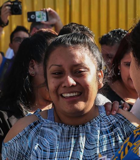 Na dood van baby tot 30 jaar veroordeelde vrouw El Salvador weer vrij
