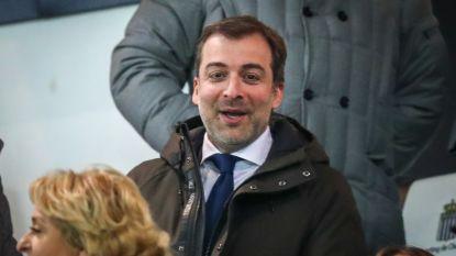"""Gros clubs uit 1A wil Mogi Bayat nog niet laten vallen: """"Hij heeft ons goeie diensten bewezen"""""""