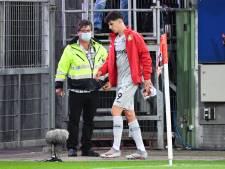Blessureteller in de Bundesliga staat flink in het rood