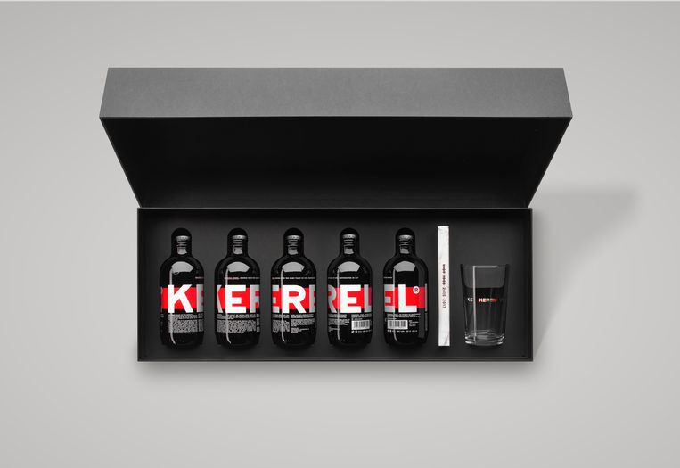 De KEREL Original box kost 30 euro.