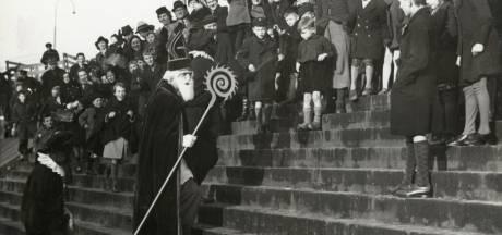 Ook in de oorlog kwam Sinterklaas toch veilig aan