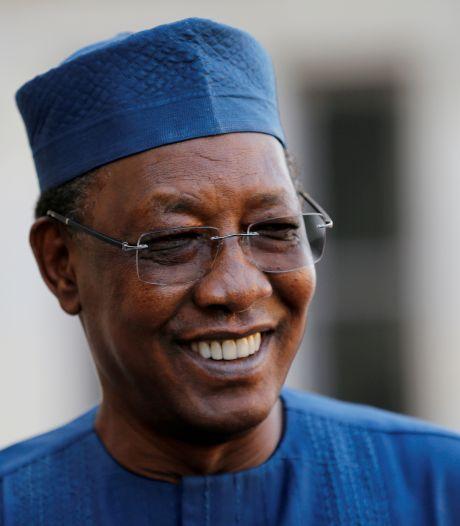 President Tsjaad (68) overleden aan verwondingen na leiden legeroperatie tegen rebellen