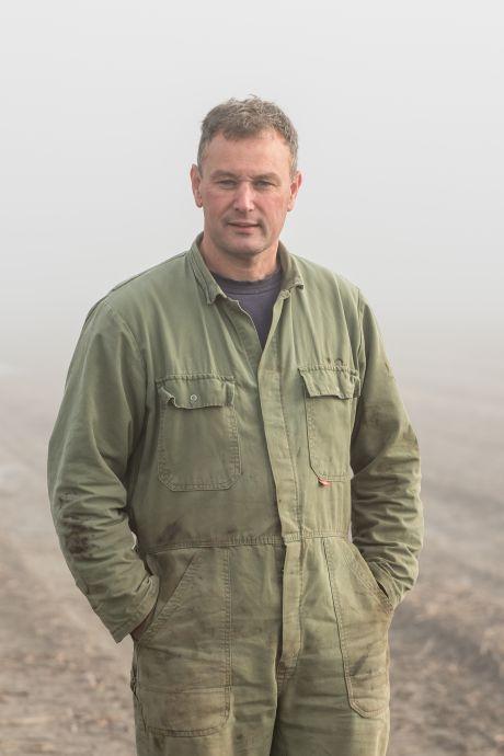 Komt er eindelijk een oplossing voor het zoetwatertekort van Schouwen-Duiveland? Boer Gillis hoopt het van harte