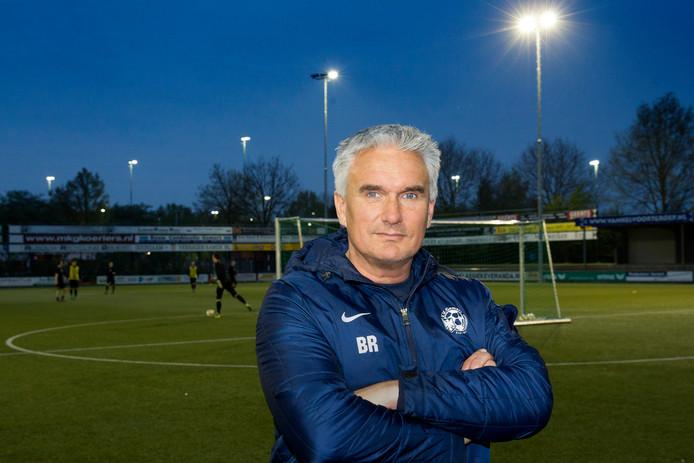 Bert Ruijsch was in het verleden onder meer hoofdtrainer van Gemert.