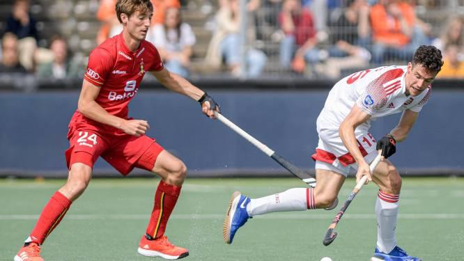 """Antoine Kina pakt met Red Lions brons op EK in Amstelveen: """"Heel benieuwd naar Olympische Spelen"""""""