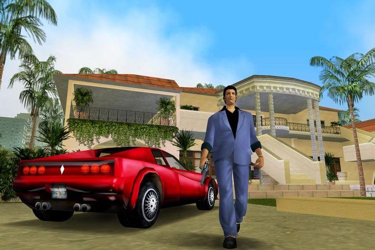 GTA Vice City Beeld Rockstar