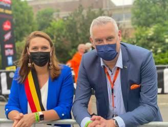 Burgemeesters Aarschot en Diest blikken terug op de geslaagde wielerwedstrijd 'Dwars door het Hageland'.