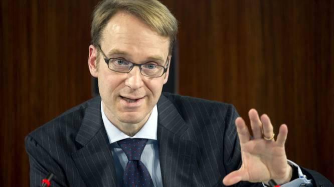 Duitse centrale bank verhoogt druk op Grieken