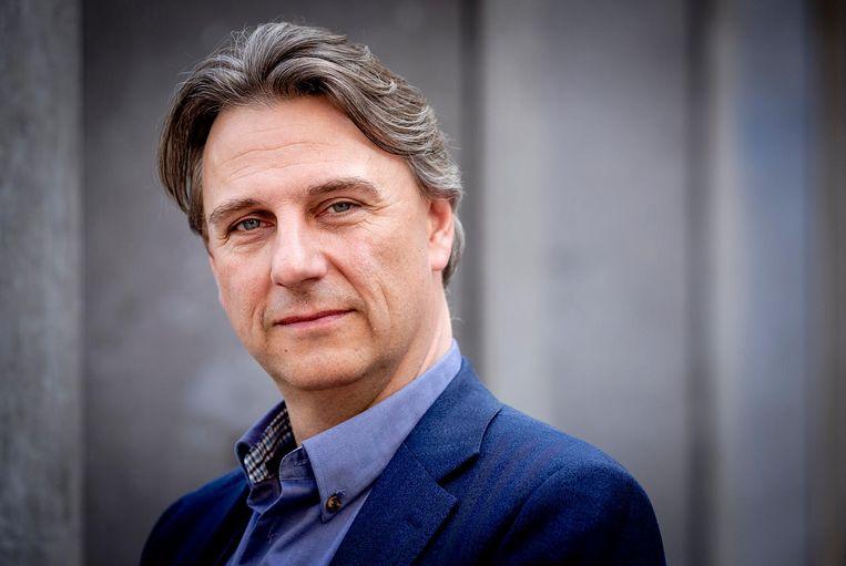 Yoeri Albrecht, directeur van De Balie. Beeld anp