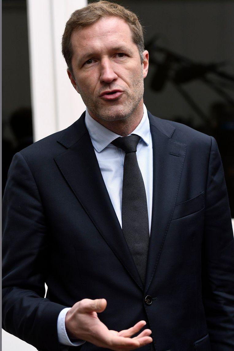 Waals minister-president Paul Magnette. Beeld Photo News