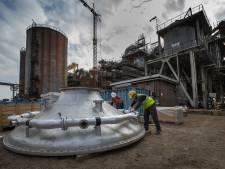 Nyrstar krijgt dreun door energieprijzen; zinkfabriek Budel beperkt productie