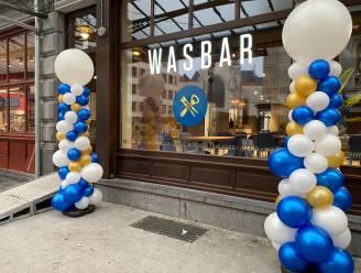 """Wasbar opent tiende locatie in hartje Brussel: """"Springplank om ons internationaal te lanceren"""""""