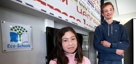Internationale School Eindhoven gaat eco: 'Kleine stappen kunnen leiden tot grote dingen'
