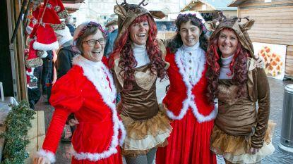 """Vandaag wel kerstmarkt in Sint-Niklaas: """"We maken er nog een topdag van"""""""