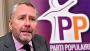 Voorzitter Modrikamen verlaat Parti Populaire, maar partij niet ontbonden