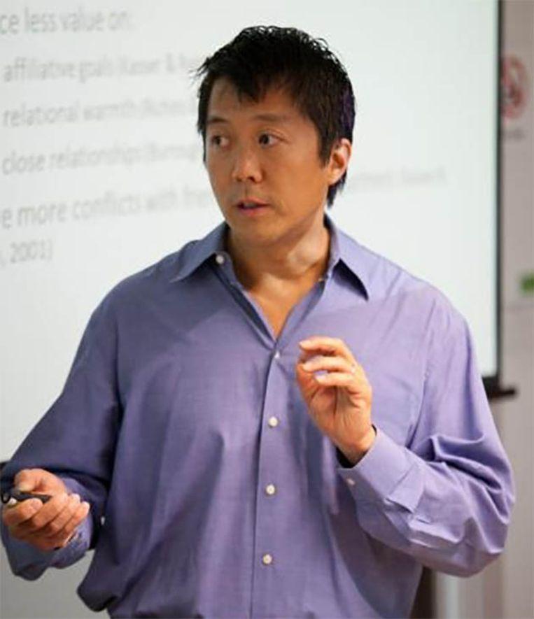 Dr. Norman Li Beeld smu.edu.sg