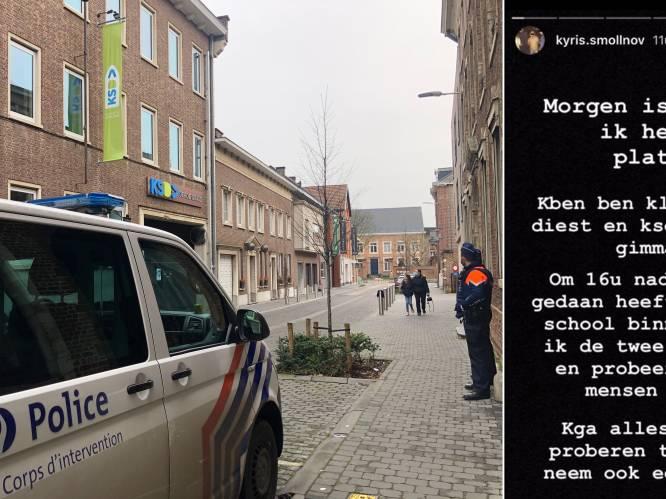 """""""Ik brand alles af en probeer zo veel mogelijk mensen te doden"""": leerlingen KSD kunnen lezen hoe iemand er op Instagram mee dreigt terreur te zaaien in hun school"""